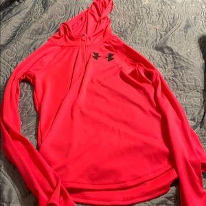 Super cute light zip up jacket!